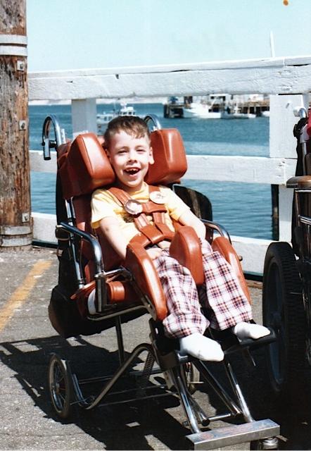 Alan at Fisherman's Wharf