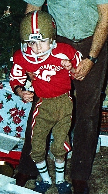 Joe Montana, Alan's ready for some competition.
