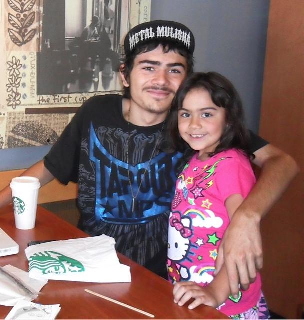 Alberto's children