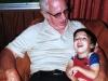 He thinks Granddad is super.