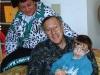 Ilan with his maternal (birth) grandparents