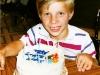 Peter's first birthday cake