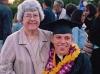 Peter's graduation day