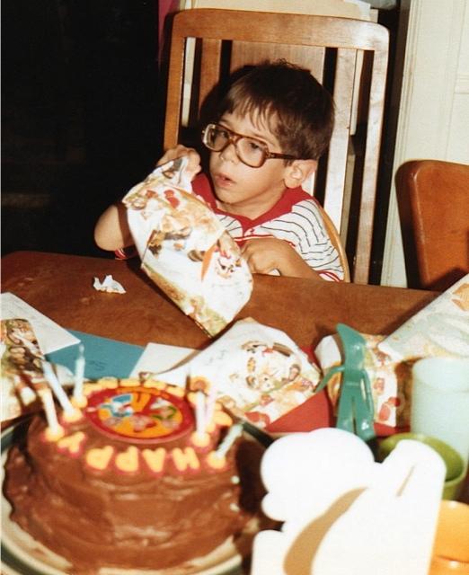 Sean's 6th birthday