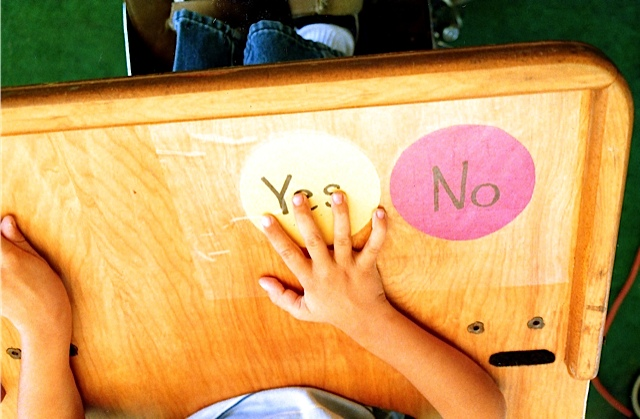 Yes No Board