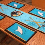 Table Runner Placemat Set