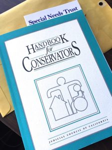 Graphic of Handbook for Conservators